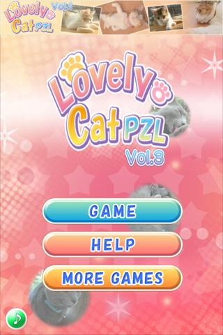 免費解謎App|Lovely Cat Puz Vol.3|阿達玩APP