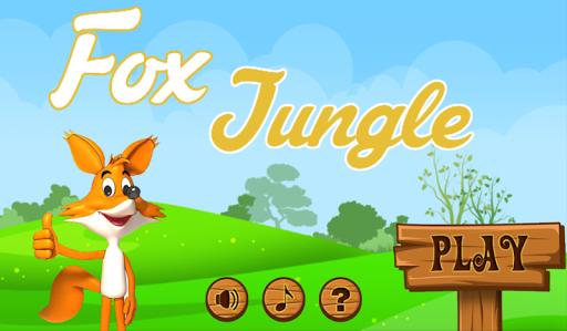 Fox Jungle Evil