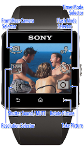 Remote Shot for SmartWatch 2- screenshot thumbnail