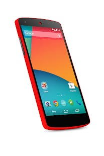 Nexus 5 (16GB, Bright Red) - screenshot thumbnail