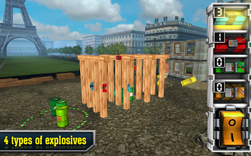 Demolition Master 3D FREE - screenshot thumbnail