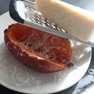 Shaved Parm & Sweet Potato