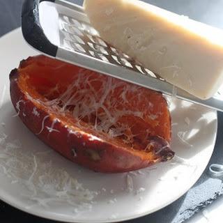 Shaved Parm & Sweet Potato