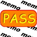 パス手帳 logo