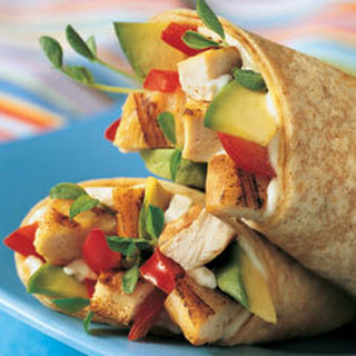 California Wrap'N Recipe