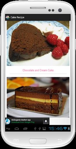 Cake Recipe Free recipes