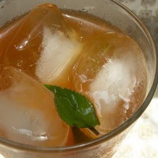 Minty Iced Tea