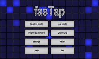 Screenshot of fasTap