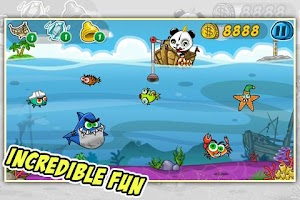 Screenshot of Fishing Panda