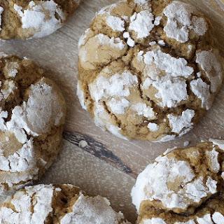 Brown Sugar Crinkles.