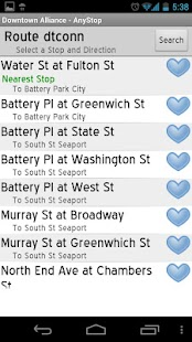 SMART Wilsonville: AnyStop - screenshot thumbnail