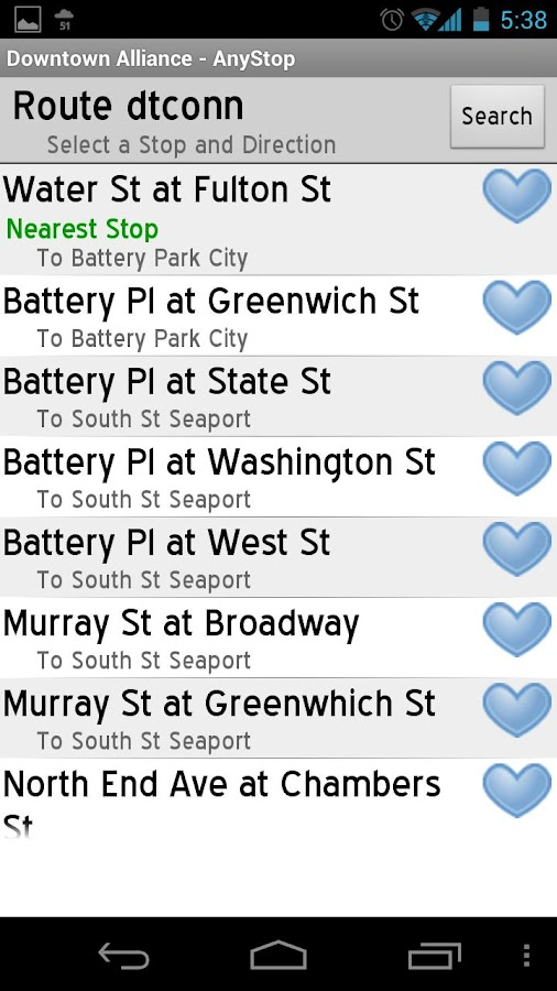 SMART Wilsonville: AnyStop - screenshot