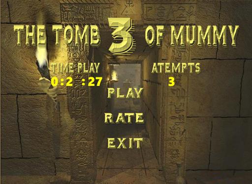 木乃伊3墓