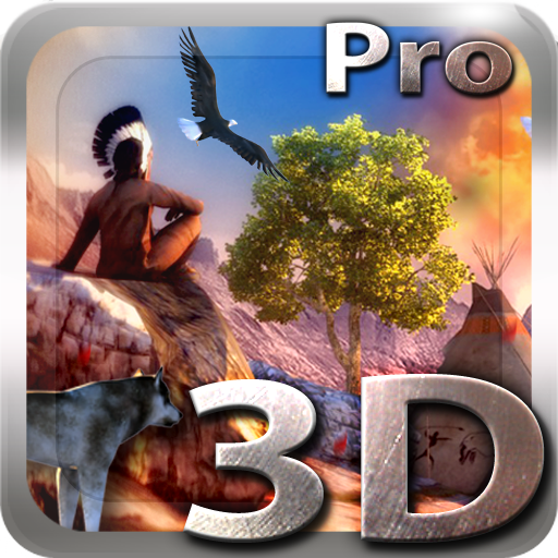 ایپس Native American 3D Pro Android کے لئے