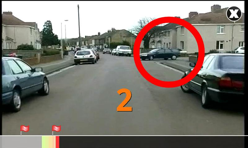 Hazard Perception Test Vol. 1 - screenshot