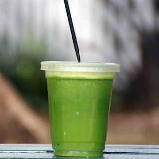 Low Sugar Green Juice