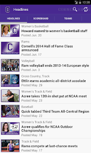 Cornell Rams- screenshot thumbnail