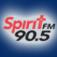 Spirit FM 90.5 Tampa logo