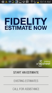 Estimate Now by Fidelity - screenshot thumbnail