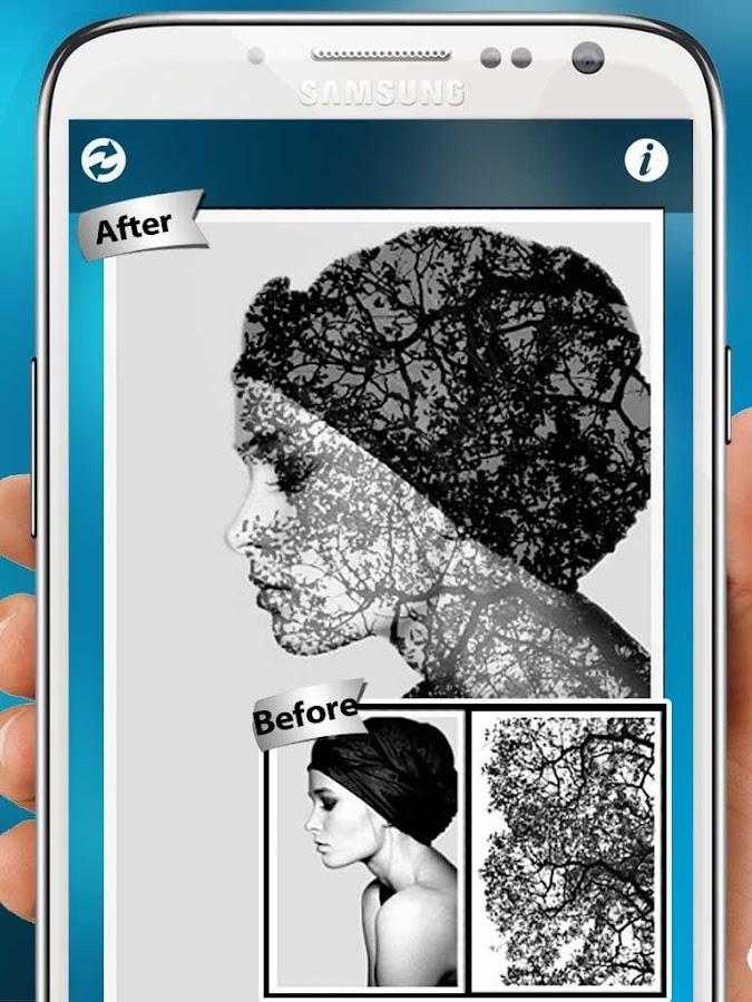 Image Blender Instafusion - screenshot