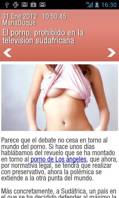 Newsboard- screenshot