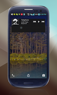 Lollipop Lockscreen Android L Screenshot 7
