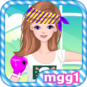 Tae Bo Girl Dress Up icon