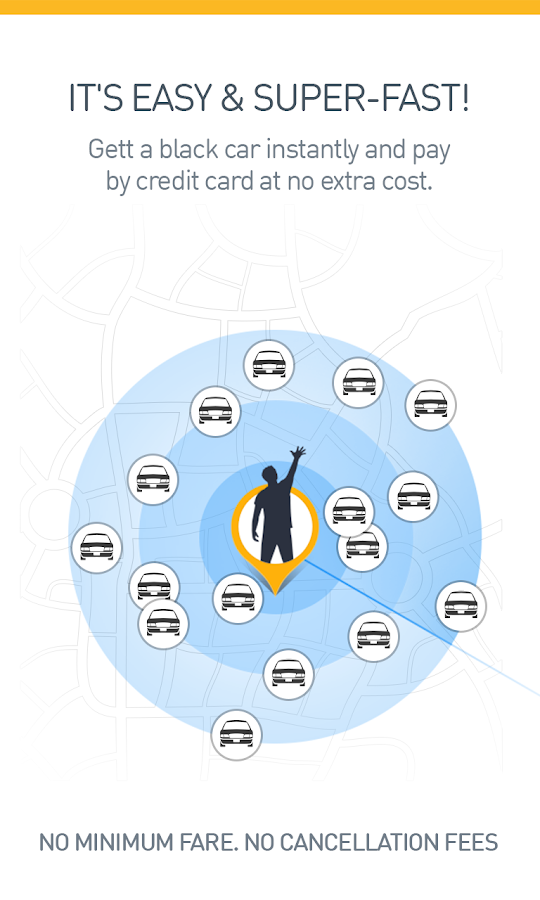 Gett– Taxi & Black Car Service - screenshot
