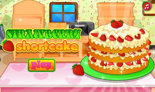 草莓起酥蛋糕