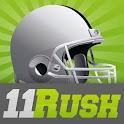 11Rush logo