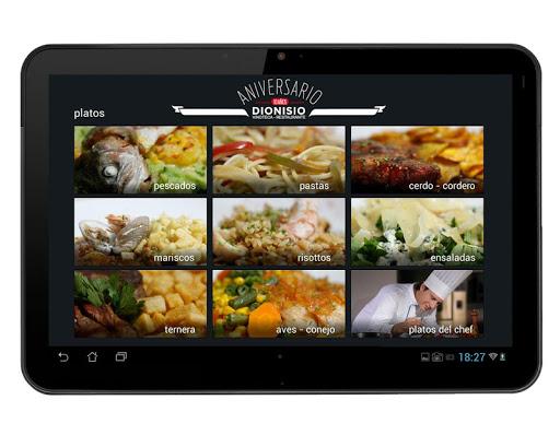 【免費旅遊App】Digital Menu-APP點子