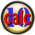 計算パズル -calc- logo
