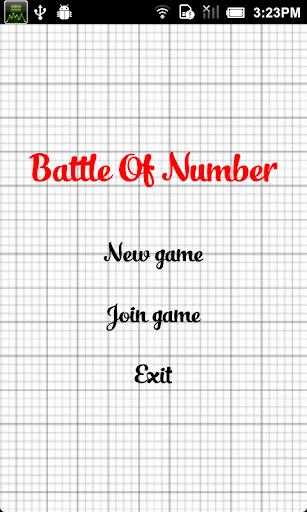 Battle of Number