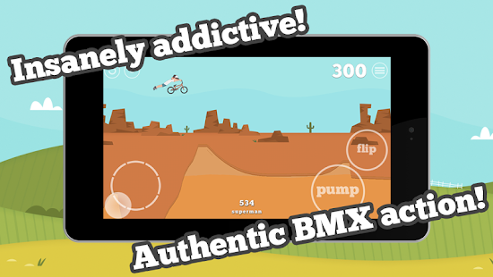 Pumped: BMX Free- screenshot thumbnail