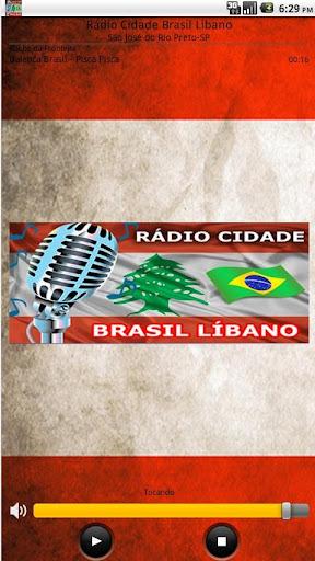 Rádio Cidade Brasil Libano