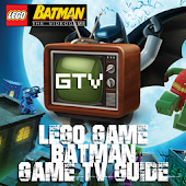 GTV LEGO BATMAN GAME GUIDE