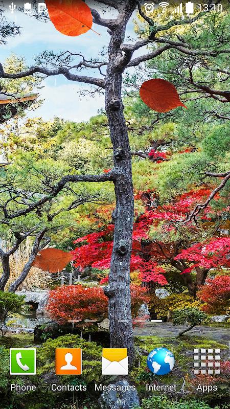 Zen Garden Live Wallpaper By Amax LWPS Poster
