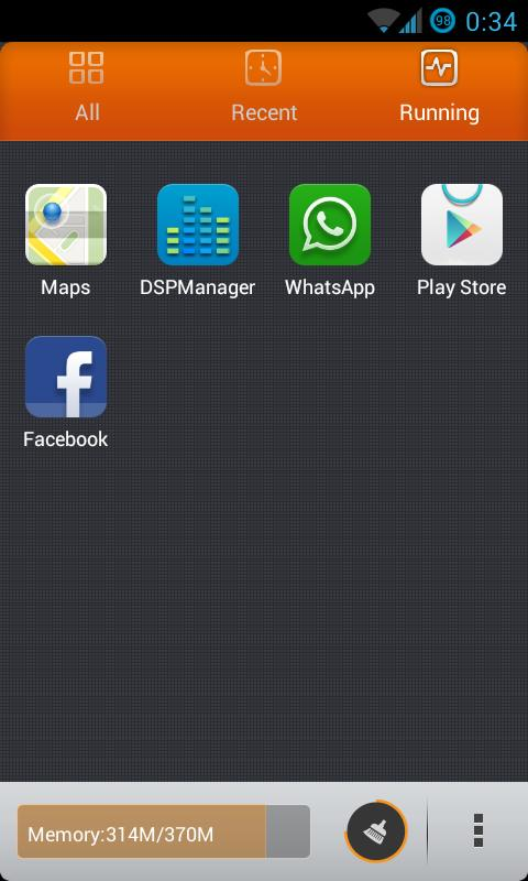 MIUI v5 HD GO Launcher Theme - screenshot