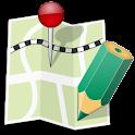 MapNotes logo