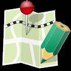 MapNotes icon