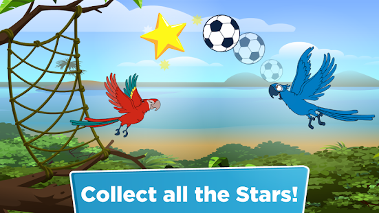 RIO 2 Sky Soccer! - screenshot thumbnail