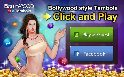 Bollywood Tambola - FREE Bingo