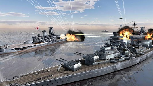 World Warships Combat v1.0.10 Mod Money
