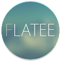 FLATEE APEX/NOVA/ADW THEME Cracked APK Download