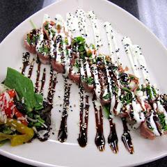 Italian Sushi Rolls. SO GOOD!