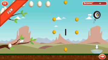 Screenshot of Egg Hit