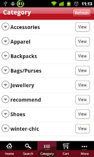 OASAP Mobile Shopping - screenshot thumbnail