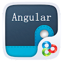 Angular GO Launcher Theme icon