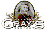 Logo for Gray Brewing Co.