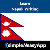 Learn Nepali Writing by WAGmob
